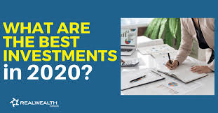 What Are the Best Investments in 2020? [13 Ideas & 5 Industries To ...